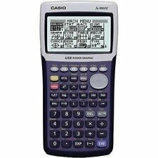 Casio fx-9860G Graphing Calculator