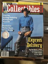 BECKETT SPORTS COLLECTIBLES MAGAZINE March 1998