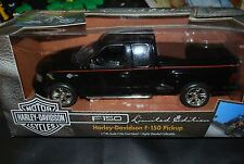 1/18 Ford F-150 pickup truck Harley Davidson edition, Muscle NICE!, Hard to find
