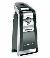 Electric Commercial Can Opener Automatic Smooth Edge Under Cabinet Heavy Duty
