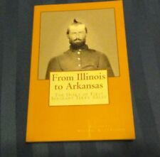 US civil war diary of 1st Sgt. 56th Illinois Infantry Sherman's march to the sea