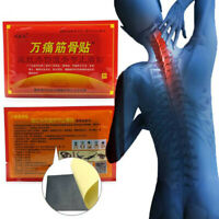 8/24x Arthritis Patches Pain Relief Plaster Back Neck Joint Patch Chinese Herbal