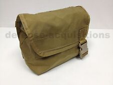 NEW Paraclete Chemical Mask Pouch Large Utility Pouch COYOTE MCR0019