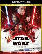 Star Wars: The Last Jedi (4K Ultra HD)(UHD)(Dolby Vision)(Atmos)