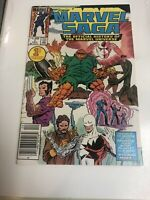 Marvel Saga  (1985) # 1 (NM) Canadian Price Variant CPV !