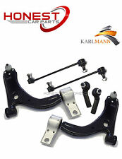 For FORD FIESTA MK6 01-08 FRONT WISHBONE ARMS & STABILISER LINKS & TRACK RODS