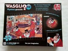 Wasgij Jigsaw The Usual Suspects No.12 - 1000 Pieces - Tracked P&P