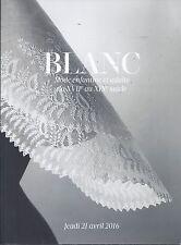 DAGUERRE PARIS BLANC White Fashion 17 19 Century Auction Catalog 2016
