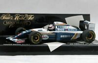 MINICHAMPS 400 860005 430 940102 WILLIAMS F1 car Nigel Mansell 1986 & 1994 1:43