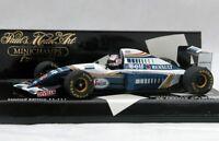 MINICHAMPS 400 860005 430 940102 WILLIAMS F1 car Nigel Mansell 1986 & 1994 1:43