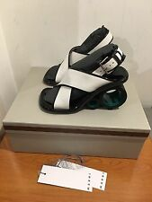 MARNI Roller Heels Sandals Shoes Size UK 5/EU 38