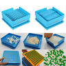 100 Holes Capsule Filler Pill filler Filling Machine for size #0 FREE SHIPPING!