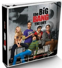 Big Bang Theory Seasons 1 & 2: Platinum Album/Binder + Baranski Autograph Sealed