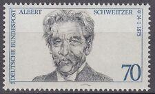 Germany Bund BRD 1975 Mi 830 ** Albert Schweitzer Medizin Medicine Nobelpreis