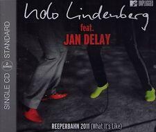 Single-CD-Udo Lindenberg feat. Jan Delay-Reeperbahn 2011 (what it 's like)