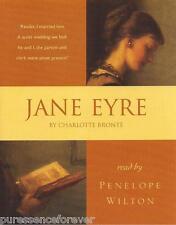 JANE EYRE - Charlotte Bronte (Cassette Audio Book)