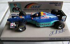 MINICHAMPS F1 Red Bull SAUBER Ford C15 Pilote H.Frentzen  1/43 Edition limitée