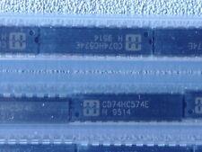 Harris  CD74HC574E IC High Speed CMOS Logic 20-Pin  ( QTY : 46 )
