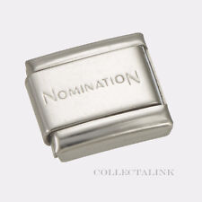 Original Nomination Classic Nomination Name Charm