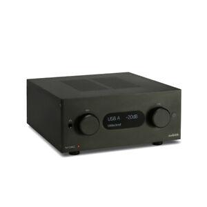Audiolab M-DAC+ (D/A-Wandler / USB DAC / DSD / ESS-Sabre) schwarz, OVP! Top!