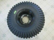 Vintage 80 Honda ATC 185 3 Wheeler Front Tire & Rim Carlisle AT25x12-9 Knobby