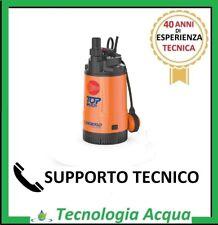 ELETTROPOMPA PEDROLLO SOMMERGIBILE POMPA MULTIGIRANTI TOP MULTI 2 V220 HP 0.75
