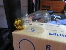 Phillips ! 6 Bulbs 11S14 130 Volt S14 Clear E26 Medium Base 11 Watt 11S14