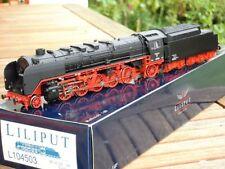 LILIPUT 104503 locomotive a vapeur BR 45 026 DR/tarification ep.2 OVP avec DSS, Neuf, BW würzburg