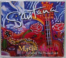SANTANA - CD - Maria Maria - Featuring The Product G&B -BRAND NEW