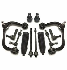 12 Pc Complete Suspension Kit for Ford F-150 2004-05 4WD Models Steering Set