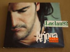 Ricardo Arjona Solo 2004 Sony Latin Cd Doble Digipak Mexico
