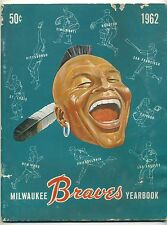 1962 Milwaukee Braves Yearbook