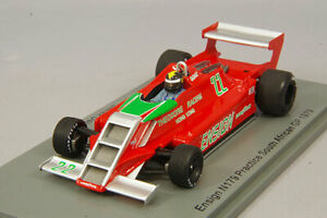 SPARK S3957 1:43 Ensign N179 South African GP Practice 1979 #22 D.Daily Kidbox