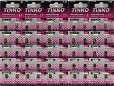 100 X AG4 SR626SW LR626 LR66 L626 1.5v Button Watch Battery 0%Mercury 0%Cadmium