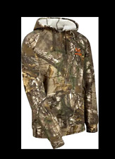 Realtree Mens Hoodie XL Camouflage Green Long Sleeve Fleece Pocket NWT