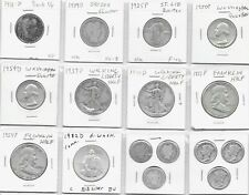 $4.35 FV  OLD AMERICAN 90% SILVER ASSORTED CIRCULATED COINS