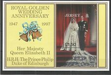 Jersey 1997 Golden Boda MINIPLIEGO SG, MS842 Um/M N/H Lote R741