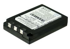 UK Battery for OLYMPUS Camedia C-5000 Zoom Li-10B LI-12B 3.7V RoHS