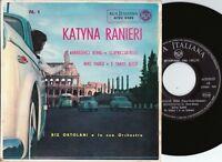 Katyna Ranieri ORIG ITA EP VG+ 1950's RCA EPA 3-022 Chanson Ballad Riz Ortolani