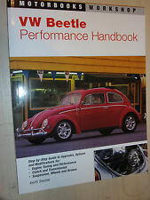 VGC VW Volkswagen Beetle Performance Handbook Manual MBi Keith Seume 50 60 70's