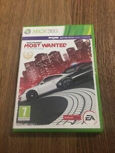Need For Speed Most Wanted (Xbox 360)  - Free UK P&P
