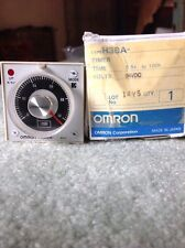 Omron H3BA-DC24 Interval Timer