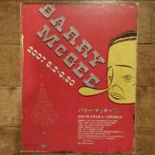 Barry McGee Watari-um Tokyo 2007 TWIST Exhibition Flyer Museum Art Limited Goods