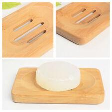 Seifenschale Seifenablage Bambus Seifenhalter Bär Küche Bad Dusche Halterung