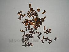 Niete  Nieten  Rivets  4  X 10 mm Bremsbelagnieten