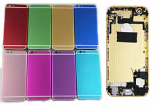 For iPhone 6 6S Plus + Housing Back Battery Door Cover Mid Frame Assembly New