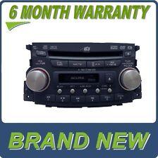 NEW 07 08 Acura TL Radio XM Satellite DVD Player 6 Disc CD Changer 1TB6 S-Type