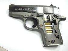Clear Colt Mustang Pocketlite Grips