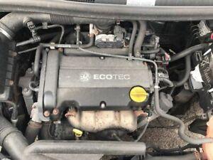 VAUXHALL CORSA C / D  1.2 16V ENGINE Z12XEP 80K MILES 2005-2010