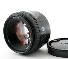 Near Mint Minolta AF 24mm F/2.8 New Type Lens for Sony A-mount from Japan 665074